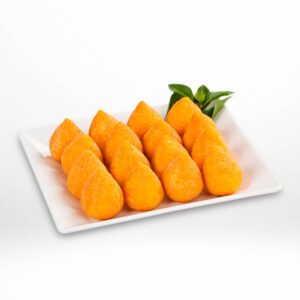 CHICKEN CROQUETTES (12 UNITS)