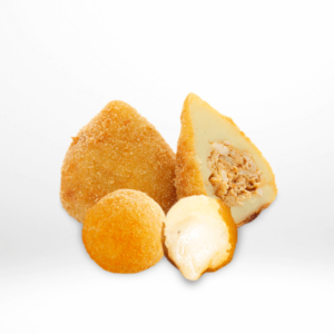 MIX: CHICKEN CROQUETTES AND CHEESE BALLS (12 UNITS)