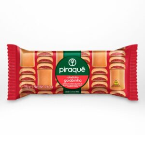 PIRAQUÊ COOKIE WITH GUAVA FILLING