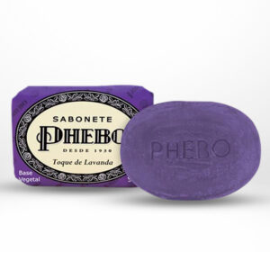 PHEBO TOUCH OF LAVENDER SOAP